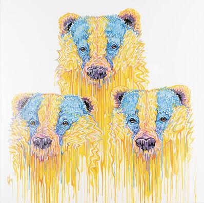Robert Oxley, 'Love Is The Honey', 2021