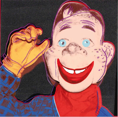 Andy Warhol, 'Howdy Doody, from Myths (F.&S II.263)', 1981