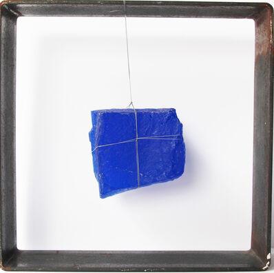Perla KRAUZE, 'Cubo azul ', 2016