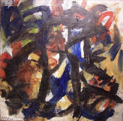 Oswaldo Vigas, 'Signos VIII', 1960