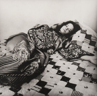 Peter Hujar, 'Portrait of Poet Anne Waldman', mid-1970s