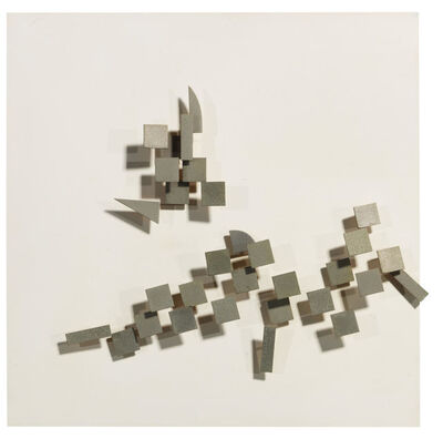 Luis Tomasello, 'Reflexion 19A', 1971