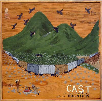 Adam Young, 'Cast Wish Mountain', 2019