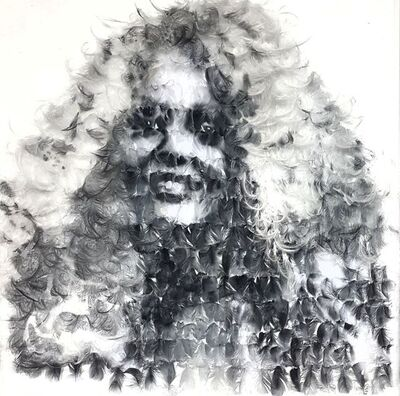 Marie-Ange Daudé, 'Lady Stardust', 2020