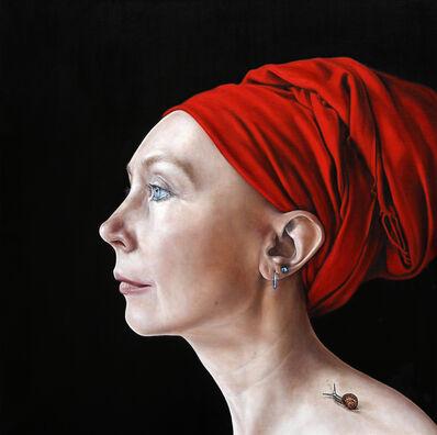 Arina Gordienko, 'Snail on the Slope', 2019
