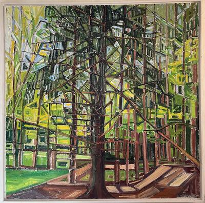 Adrianne Lobel, 'Cathedral Tree', 2014