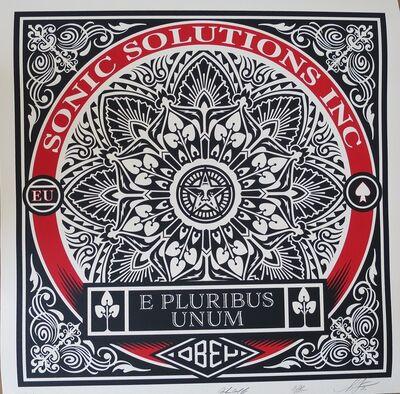 Shepard Fairey, 'E PLURIBUS UNUM', 2020