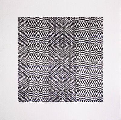 Beryl Korot, 'Weaver's Notation Variation 1', 2012