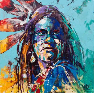 Voka, '08 Native American', 2019