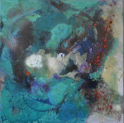 Marina Gadea, 'Big Bang Blue I', 2017