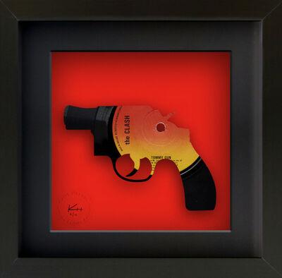 Keith Haynes, 'Clash Gun - Tommy Gun', N/A