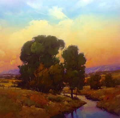 Gregory Stocks, 'Evening', 2017