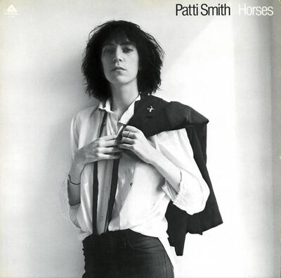 Robert Mapplethorpe, 'Patti Smith Horses vinyl 1st Pressing (Robert Mapplethorpe Patti Smith) ', 1975