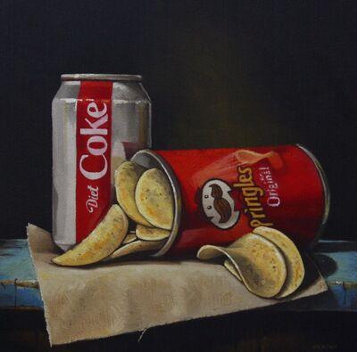 Hickory Mertsching, 'Pringles', 2020