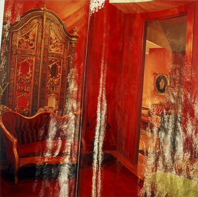 Catherine Murphy, 'Red Pages', 2003