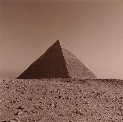 Lynn Davis, 'Chephren, Giza, Cairo, Egypt', 1997