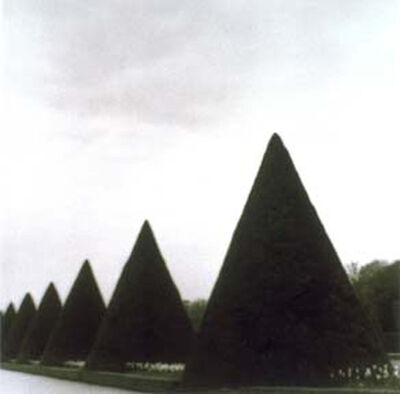 Lynn Geesaman, 'Parc de Sceaux, France (4-99-44-9)', 1999