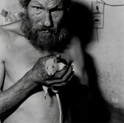 Roger Ballen, 'Rat Man', 2000