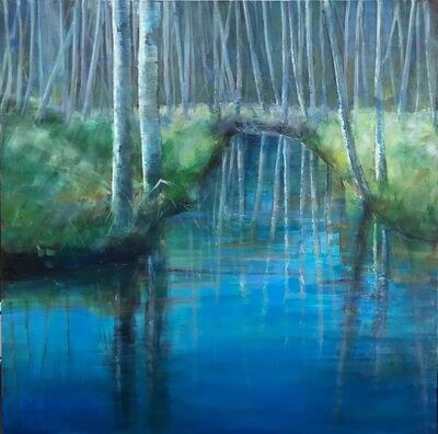 Stuart Slind, 'Reflections, Alders', 2018