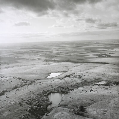 Terry Evans, 'Pond and Sky, Western Saline County'