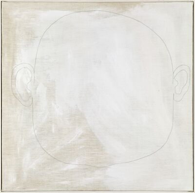 Oswald Oberhuber, 'Ich - Ohne Gesicht', 1965