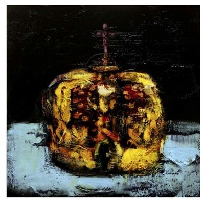 Per Fronth, 'Norwegian Icon/Dignity Object (Crown of King/Nidaros Dome) Ver. II'