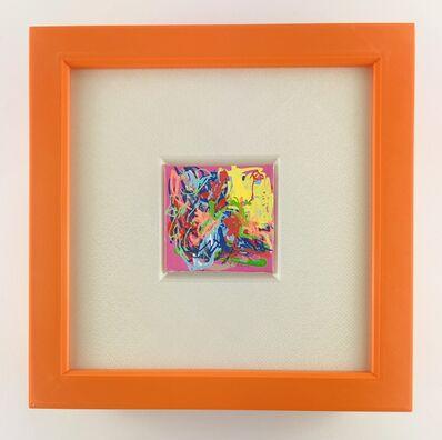 Nicole Leidenfrost, 'Tiny Art - Ein Garten mit Herz', 2021