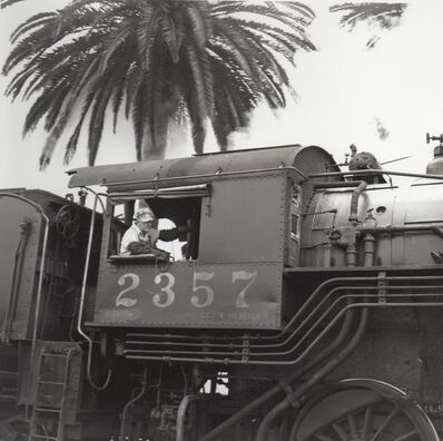 Richard Steinheimer, 'S.D. #362 Leaving for El Centro (at San Diego, CA)', 1949