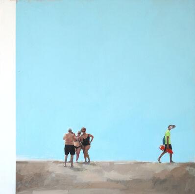 Carlos Tárdez, 'Las tres gracias', 2017