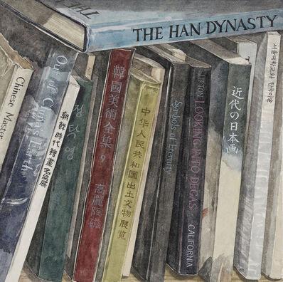 Lee Jung Eun (b. 1971), 'Pile of books IV', 2013