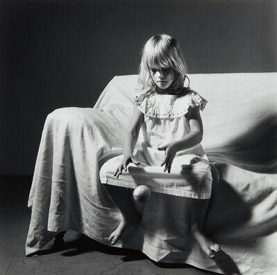 Peter Hujar, 'Chloe Finch', 1981
