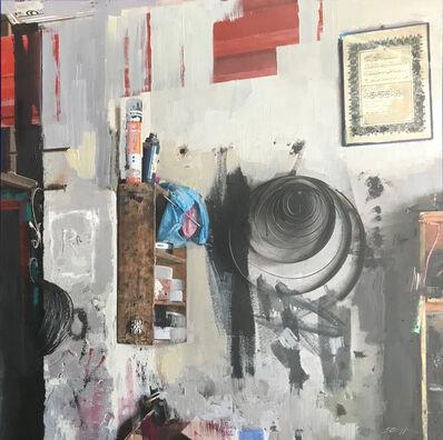 Şahin Çelikten, 'Atelier 1', 2018
