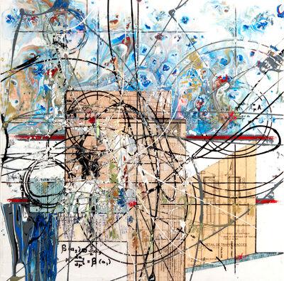 Étienne Gélinas, 'Composition 458', 2018