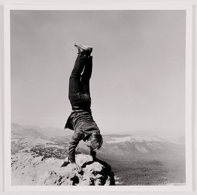 Robert Kinmont, '8 Natural Handstands 1/6 HC  ', 1969-2009