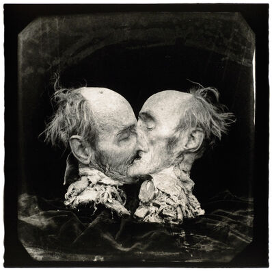 Joel-Peter Witkin, 'The Kiss (Le Baiser) New Mexico', 1982