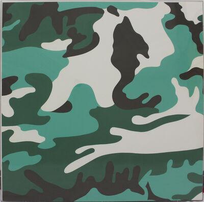 Andy Warhol, 'Camouflage (FS II.406)', 1987