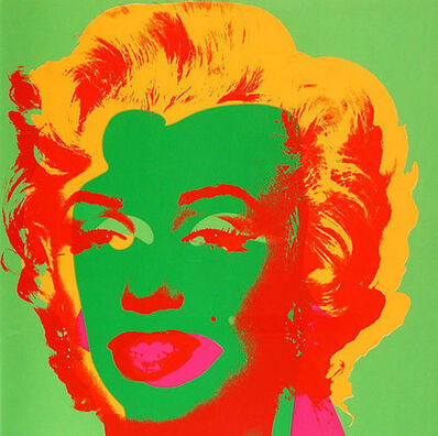 Andy Warhol, 'Marilyn #25', 1967