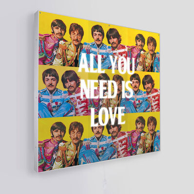 Keith Haynes, 'All You Need Is Love ', 2019