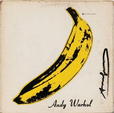 Andy Warhol, 'The Velvet Underground and Nico', 1967