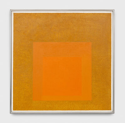 Josef Albers, 'Study for Homage to the Square', 1957
