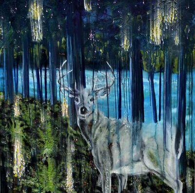 Todd Horton, 'Mountain Lake Glow and Glimmer'