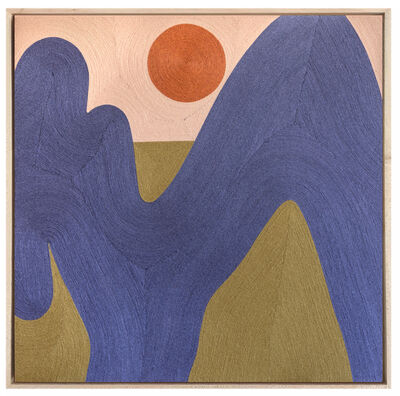 Paola Rodriguez Arias, 'Sunbather', 2020