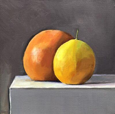 Dan McCleary, 'Grapefruit and Lemon', 2017