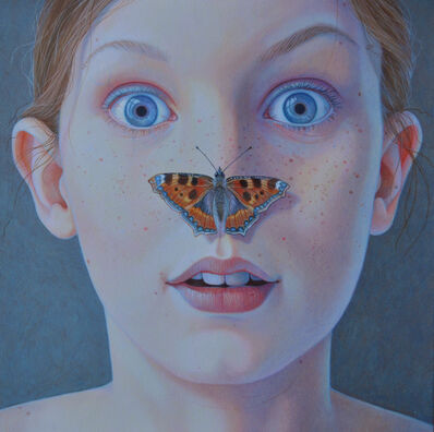 Jantina Peperkamp, 'Little Butterfly', 2018
