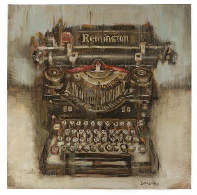 Bradford J. Salamon, 'Remington Typewriter', 2019