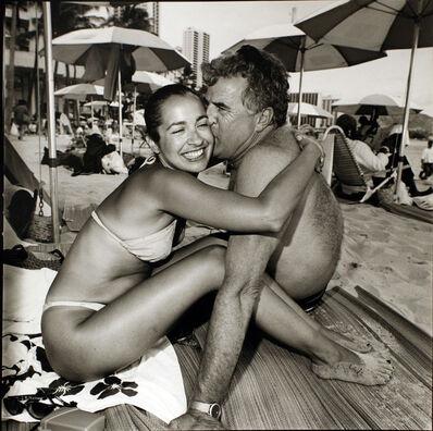 Rosalind Solomon, 'Wakiki Beach, Honolulu, Hawaii', 2000