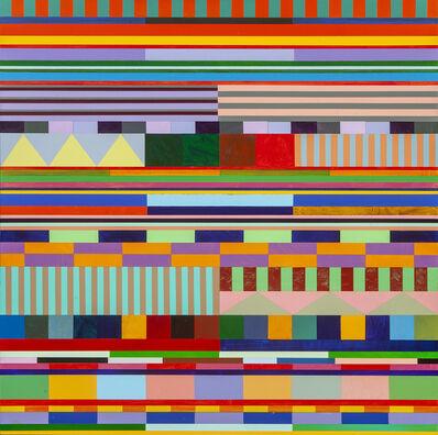 Mark Emerson, 'Violet', 2017