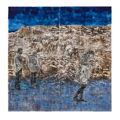 Orit Hofshi, 'Scouring', 2015