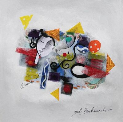 Yoël Benharrouche, 'Douceur infinie', 2016