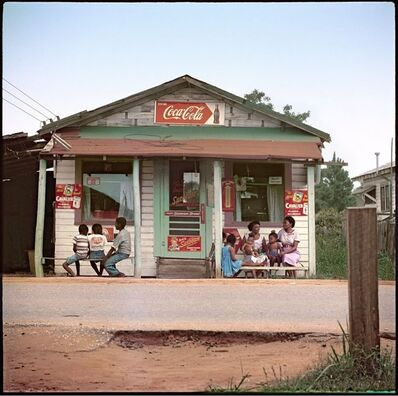 Gordon Parks, 'Store Front, Mobile, Alabama, 1956', 1956
